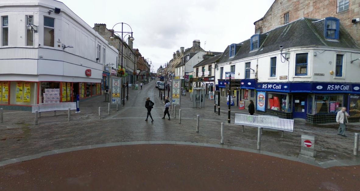 Hamilton Town Centrehamilton town