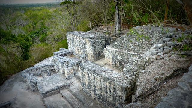 Zona arqueológica Calakmul