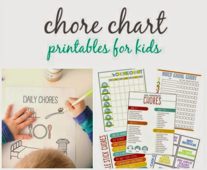 #chorecharts #printables kids
