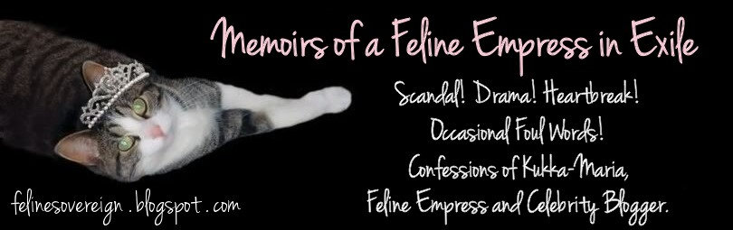 Memoirs of a Feline Empress in Exile