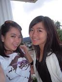 kak inang and me ♥