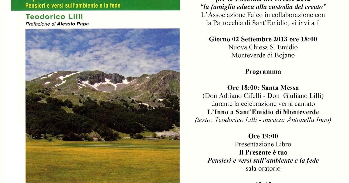 Conosciuto Osservatorio Molisano sulla Legalità: Poesie e versi sull'ambiente  FL74