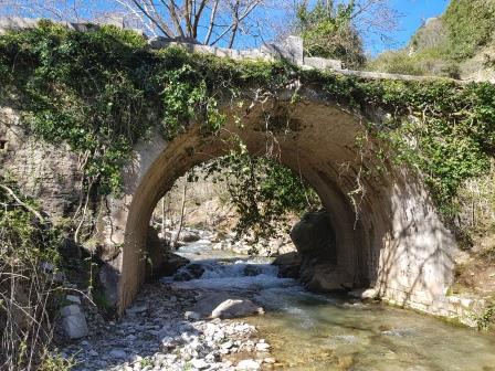 Μεγάλο Πετραλέϊκο γεφύρι στη Δίβρη