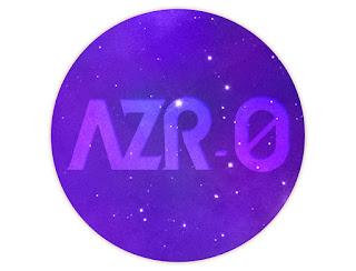 AZR-0 robots concept logo design 3 - design by Cesare Asaro - Curio & Co. (Curio and Co. OG - www.curioandco.com)