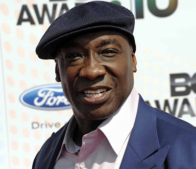 Michael Clarke Duncan Suffers Heart Attack