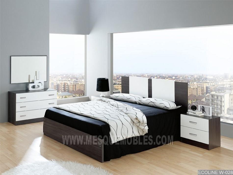 Dise os salazar l nea de dormitorios adultos for Juego de habitacion moderno