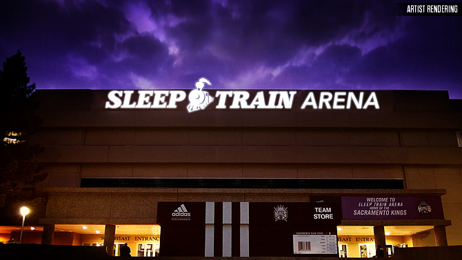 Kings release official statement on 'Sleep Train Arena' deal
