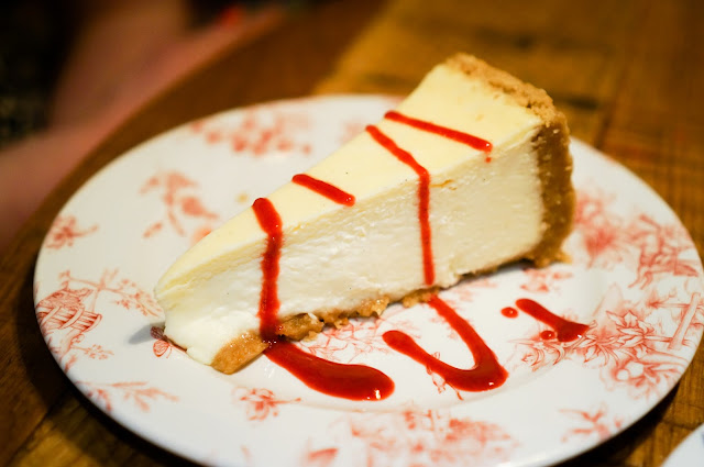 Cheesecake Revolution