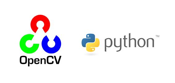 Logo OpenCV + Python