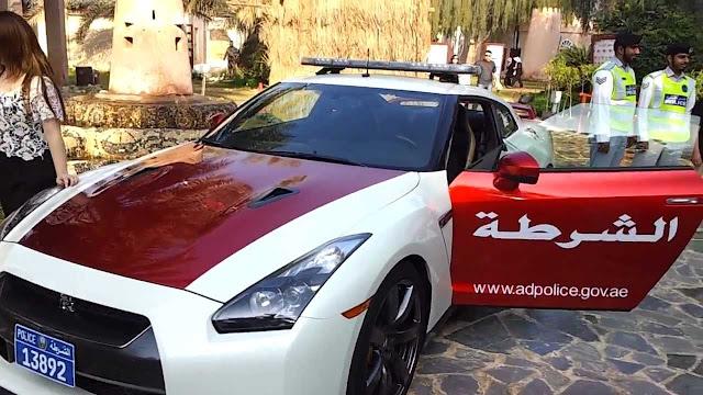 Uni Emirat Arab (Abu Dhabi) – Nissan GT-R