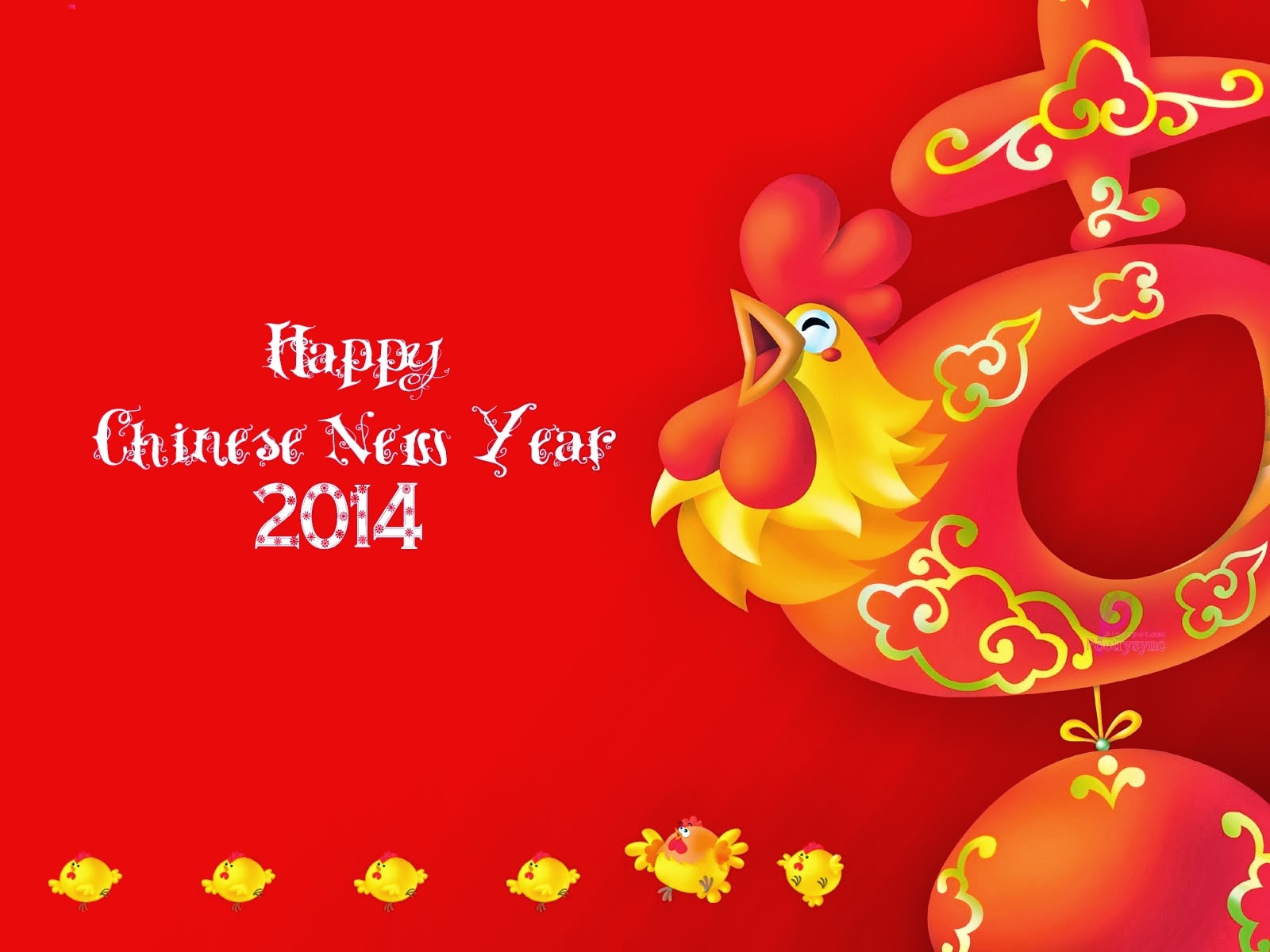 Happy Chinese New Year Facebook Status Messages With Chinese