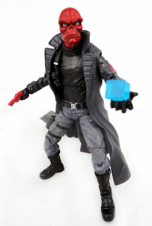 Hasbro Captain America Marvel Legends Red Skull Figure