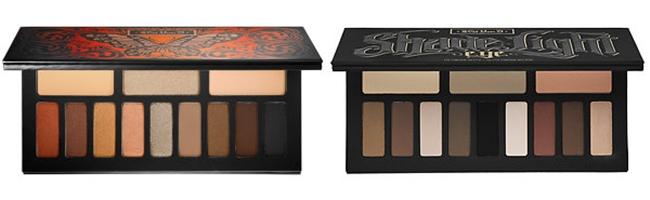 The Best NUDE/NEUTRAL Eyeshadow Palettes EVER.Kat Von D:Monarch Eyeshadow Palette   Shade + Light Eye Contour Palette.Najbolje senke za oci- neutralne boje.