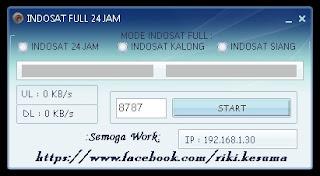 Inject Indosat FULL 24 JAM 13 Agutus 2015