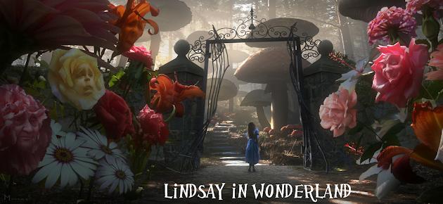 Lindsay in Wonderland