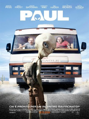 Kẻ Đào Tẩu Kỳ Quái Vietsub - Paul (2011) Vietsub