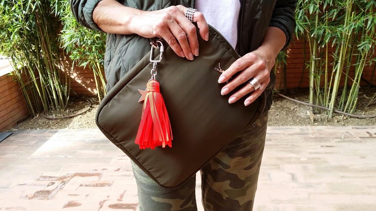 Look, Pants camo, Bag, shoes, Cuarto Milenio, La Nave del Misterio, Expo, Style