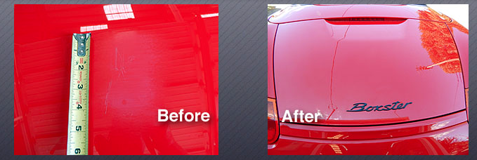 Detailing Cars - Paint Imperfections