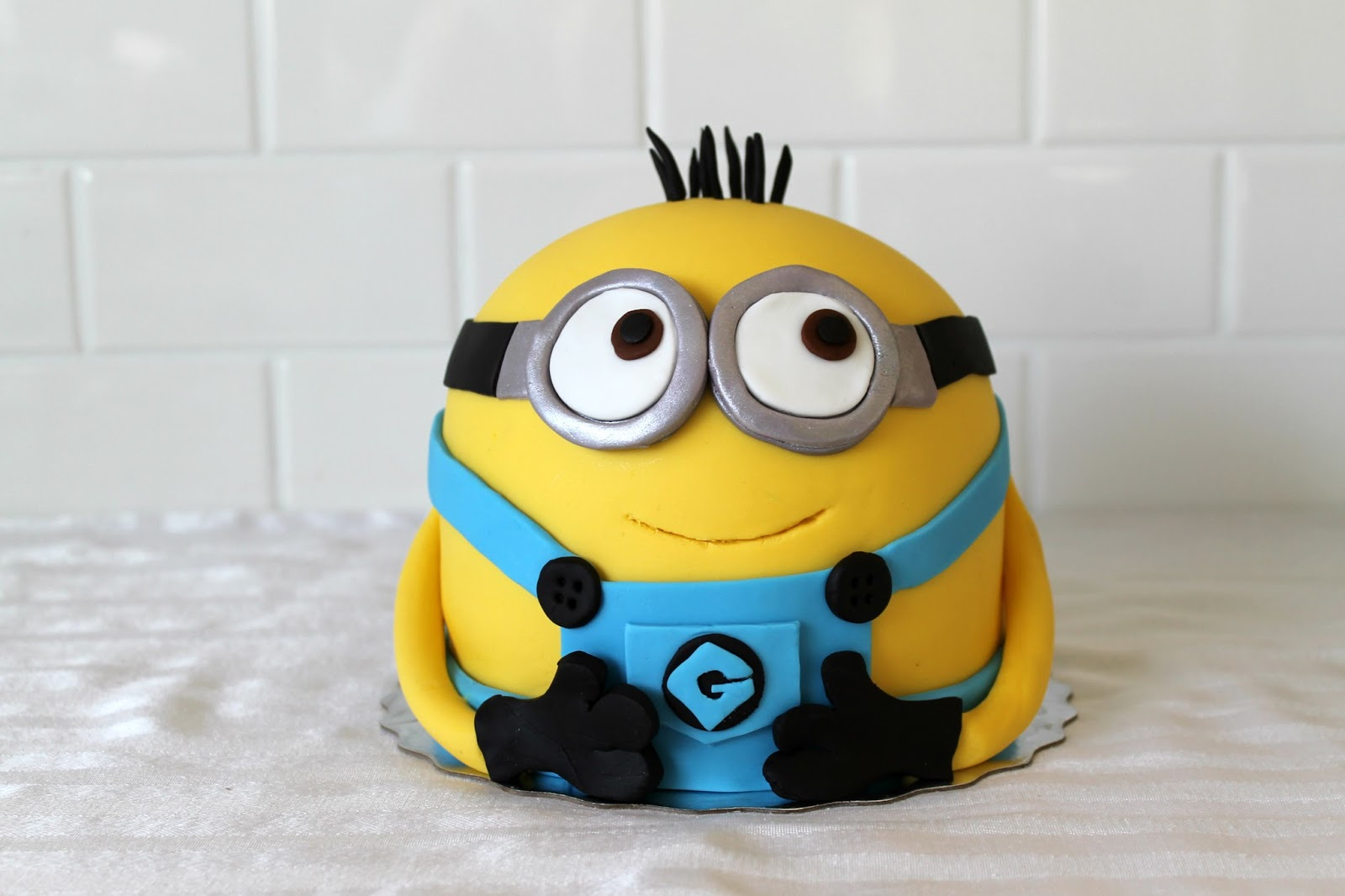 Minion Sheet Cake Auto Design Tech
