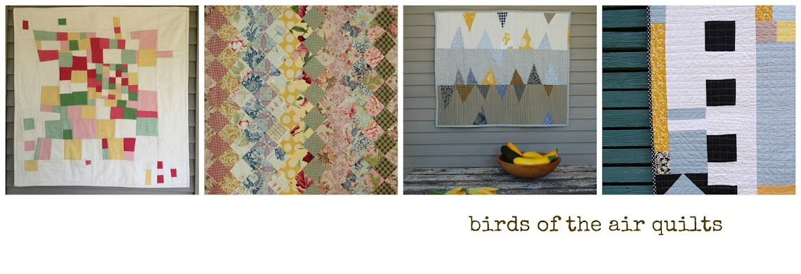 birds of the air quilts