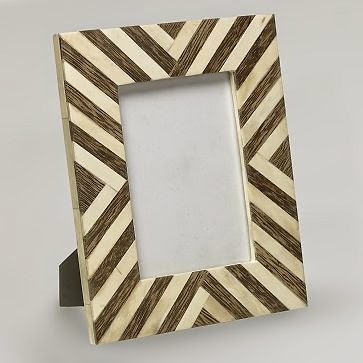 Decorating Cents: West Elm Inspired Frame