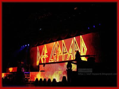 Def Leppard - Summer Tour 2009