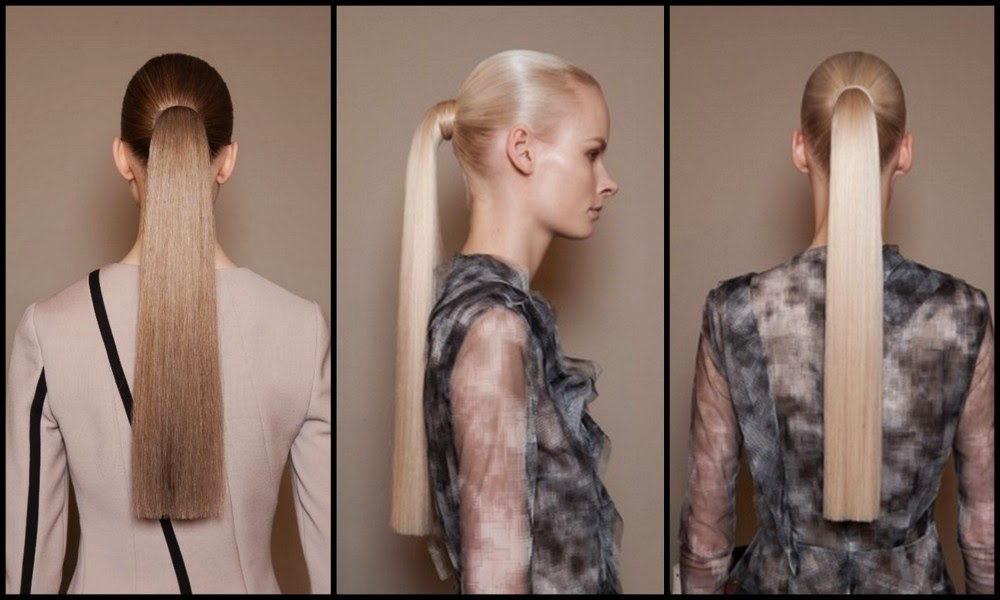 How to create the look of Redken for Bottega Venetta Fall - Winter 2014