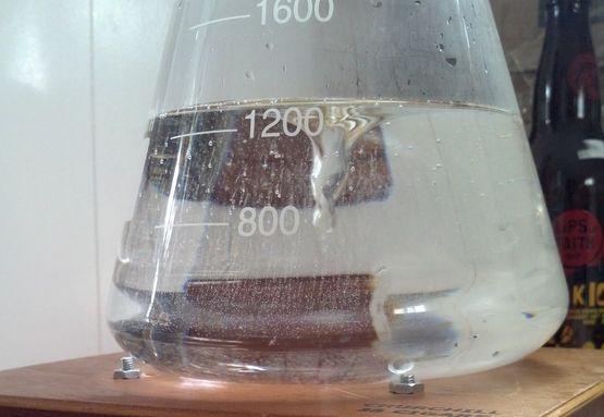 stir plate vortex