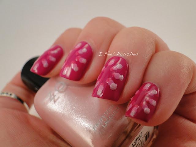 Easy Dot Nails
