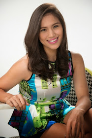 PBB: MICHELLE GUMABAO, 21-year old host and volleyball player. SPUNKY SPIKER NG QUEZON CITY