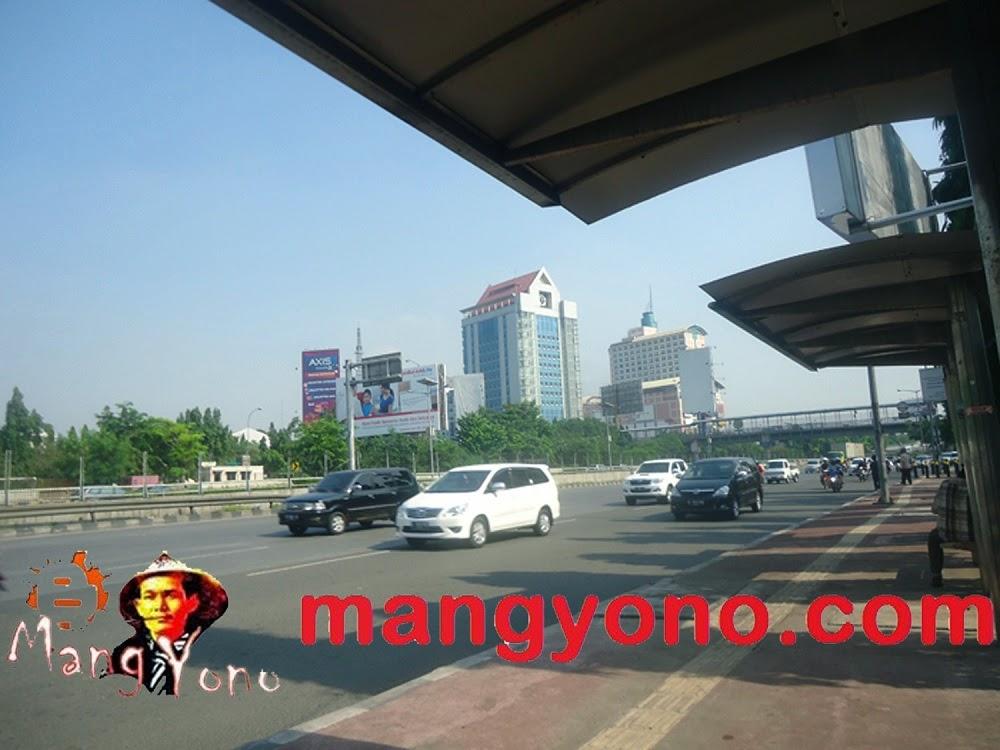 Selalu waspada saat bepergian di Kota Jakarta atau kota lainnya