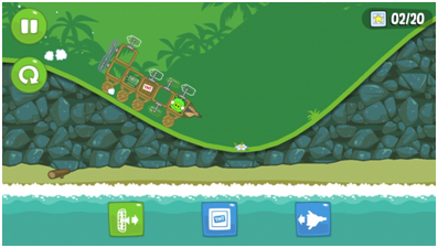 bad piggies : intelligent Computing