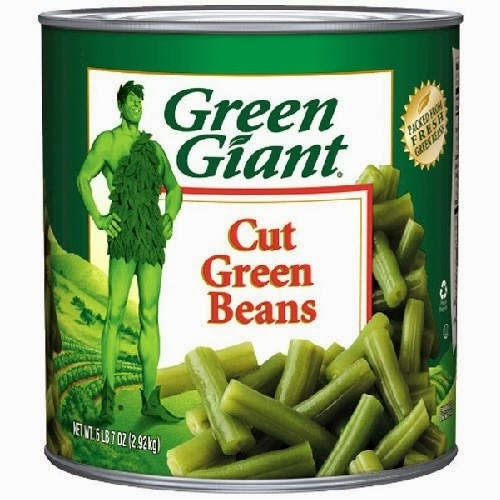thanksgiving green beans vegan