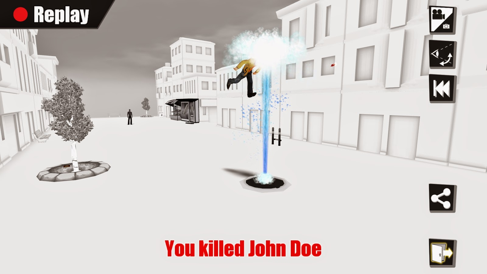 Kill the bad guy game kickstarter screenshot
