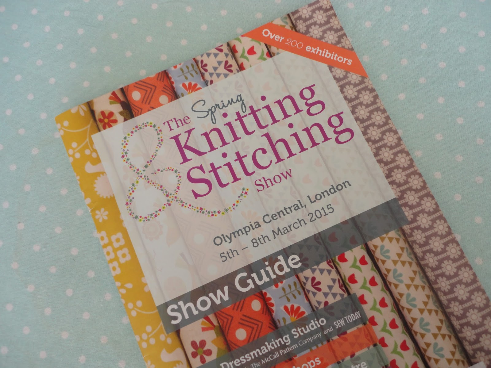 A day out....The Knitting and Stitching Show, London Olympia - The Stylish St...