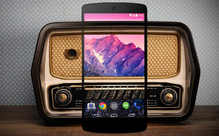 AVANCE: ¿EL RETO TECNOLÓGICO DE LA RADIO?