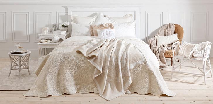 Boiserie c bianco grigio caramello da zara home for Mobili zara home