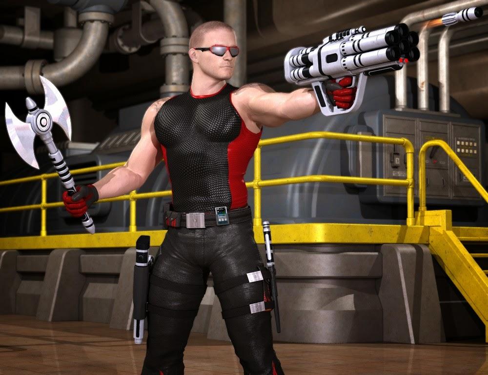 Sci Fi armes Bundle