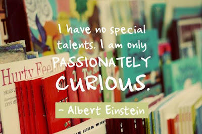 I'm only Passionately Curious