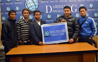 Mungpoo Press club joins Darjeeling Press Guild