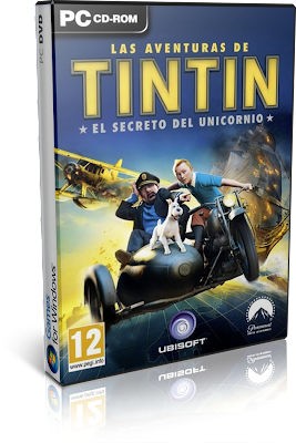 Las Aventuras de Tintín: El Secreto del Unicornio Multilenguaje (PC-GAME)