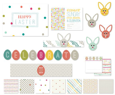 Celebrate Easter Ensemble - Digital Download