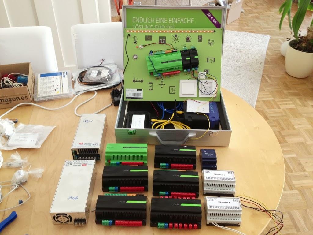 HuM\'s Baublog: Tag 80: Elektro-Rohinstallation beendet