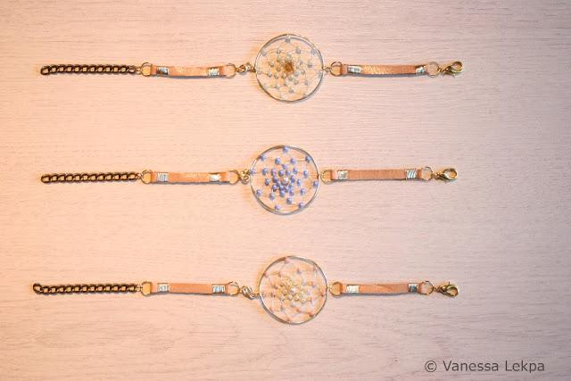 attrape rêves bijoux talisman evanescentes