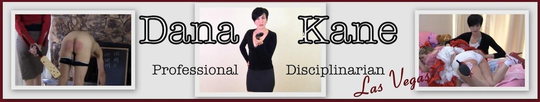 Dana Kane - Disciplinarian