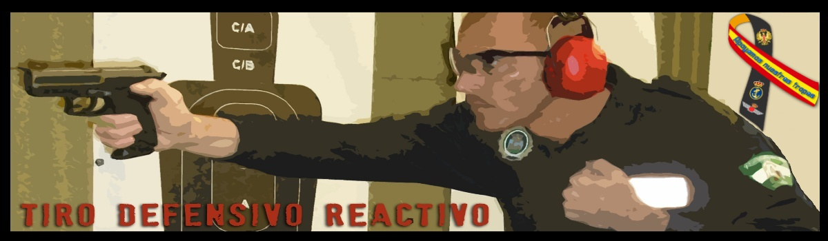 TIRO POLICIAL-REACTIVO-DEFENSIVO
