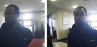 Look Ma, No Mask....Bank Robber Doesn't Leave Much to Imagination