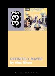 Definitely Maybe 33 1/3 out now