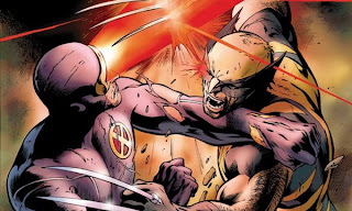 Ciclope vs Wolverine