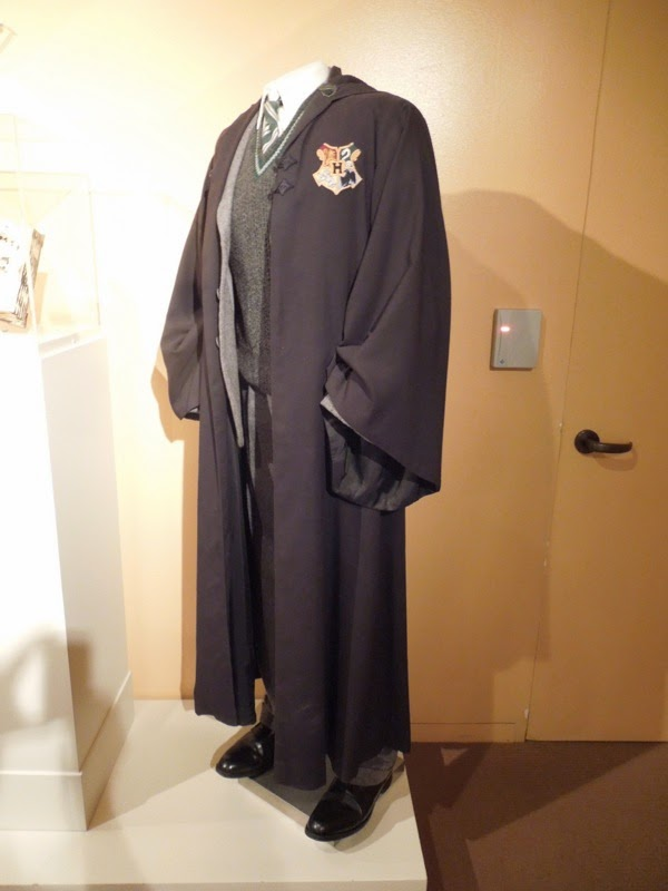 Tom Riddle Harry Potter Chamber of Secrets Slytherin Hogwarts robes